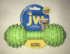 JW Chompion Pet Rubber Chew Chomp Canine Toy Medium