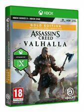 Assassin's Creed Valhalla Gold Edition Xbox (PLEASE READ DESCRIPTION)