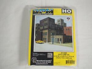 DPM City Cab CO. #11200 HO scale Building Kit NIB