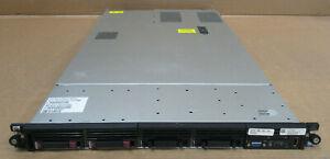 HP ProLiant DL360 G6 2x E5520 2.26GHz 36GB Ram 292GB HDD 4-Bay 1U Rack Server