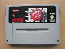 Super Nintendo - SNES - NBA JAM - Game ONLY