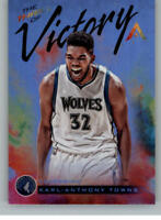 2017-18 Panini Ascension Thrill of Victory Basketball Cards Pick From List