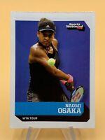 2018 Sports Illustrated for Kids NAOMI OSAKA #779 SI KIDS WTA tennis rookie card
