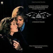 3 DAYS OF THE CONDOR-LIMITED GOLD VINYL - OST/GRUSIN,DAVE   VINYL LP NEW