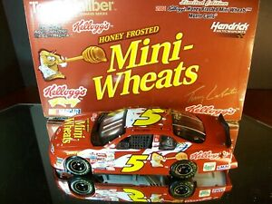 Terry Labonte #5 Kellogg's Honey Frosted Mini-Wheats 2001 Chevrolet Monte Carlo
