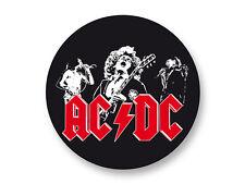 Magnet Aimant Frigo �˜38mm AC/DC Hard Rock US Angus Young
