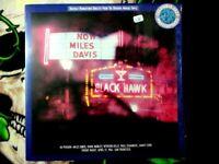 MILES DAVIS VINYL LP FRIDAY NIGHT AT THE BLACKHAWK PART 1 COLUMBIA CJ 44257 1988