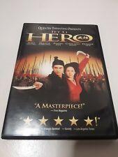 Quentin Tarantino Presents Hero Dvd Jet Li