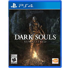 Dark Souls: Remastered PS4 [Factory Refurbished]