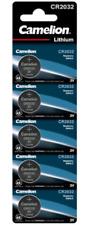 Piles bouton Lithium Camelion CR2032 3V