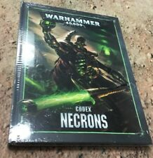 Games Workshop 40k Necrons Codex (New and Sealed)