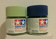 Tamiya acrylic paint 23ml Bundle.