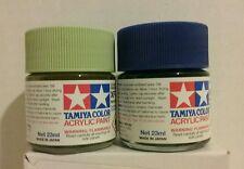 Tamiya acrylic paint 23ml Bundle.