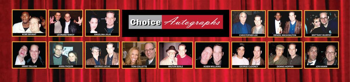 Choice Autographs Store