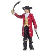 Boy'S Elite Pirate Captain Costume By Dress America