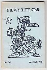 Wycliffe Star No.248 April-June 1970 - School magazine - College Gloucestershire