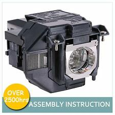 IET Replacement Lamp Assembly with Genuine Original OEM Bulb Inside for PROXIMA DP-8200 Projector Power by Philips