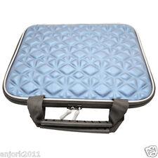 "Nylon Carrying Bag for 10.1"" Tablet Laptops iPad iPad 2 / 3 Blue"