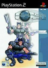 Hidden Invasion PlayStation 2 (PS2) GAMES