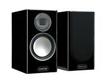 Monitor Audio Gold 100 Alle Farben Regallautsprecher, NEU PAAR 5G