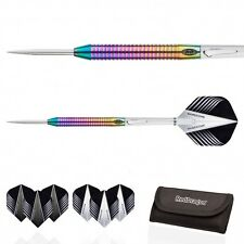 Red Dragon Razor Edge Rainbow 24 gram 85% Tungsten Darts