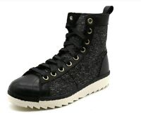 Adidas Originals Mens Superstar Jungle Boots Hi Top Casual Winter Shoes Black