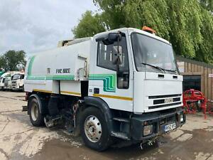 Iveco 130E 18 Johnsons Road Sweeper