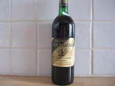 CHATEAU LA TOUR MARTILLAC 1974- GRAND CRU CLASSE- GRAVES- BORDEAUX- N9