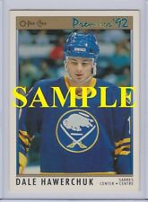 1991-92 O-Pee-Chee PREMIER TEAM SETS - Choose