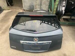 Trunk/decklid/hatch/tailgate CADILLAC SRX 10 11 12 13 14 15 16