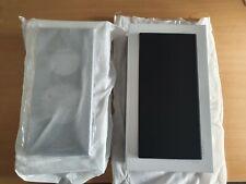 DLS Flatbox Midi On-Wall Loudspeaker - Matt White  - Front grill Black or White