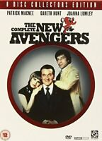 The New Avengers (8 Disc Collectors Edition Box Set) [DVD][Region 2]