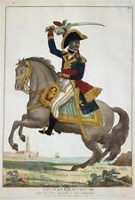 Général Toussaint Louverture à cheval Haitian Revolution 7x5 pouces Imprimer
