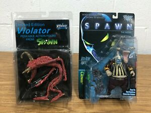 Spawn The Movie Clown Action Figure 1997 McFarlane Toys Violator Limited Edition