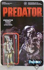 "PREDATOR (MASKED) Predator 3 3/4"" inch Reaction Retro Action Figure Funko 2014"