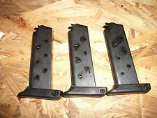 3 - NEW - 7rd extended magazines mags clips for Rock Island Compact 1911 .45