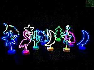 LED Neon Deko Leuchten