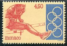 TIMBRE DE MONACO N° 1900 ** SPORT / DISCIPLINES OLYMPIQUES / COURSE DE HAIES
