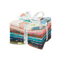 Kaufman, Happy Place, Fat Quarters + Panels, 20pc, Quilting Fabric, FQ-1641-18