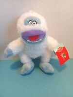 "Plush Bumble the Abominable Snowman Yeti 8"" Toy Rudolph the Red Nosed Reindeer"