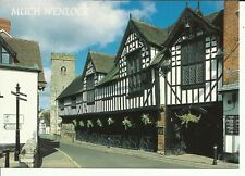 Guildhall and Church , Much Wenlock , Shropshire - J.Salmon Ltd.