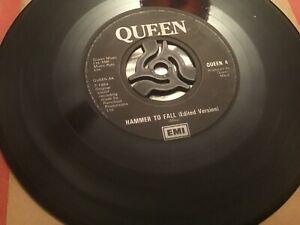 queen-hammer to fall vinyl single