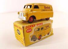 Dinky Toys GB 480 Bedford KODAK van jamais jouée en boite