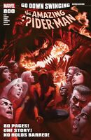 Amazing Spider-Man #799 #800 (2018) Marvel Comics