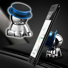 (1) 360° Rotation Car Magnetic Phone Mount Holder Dashboard Stand Accessories