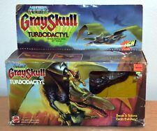 Lot # 58 MASTERS of the UNIVERSE GraySkull Turbodactyl 1986 #1858 SEALED!