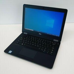 """Dell Latitude E7270 Ultrabook 12.5"""" Intel i5-6300U @2.40GHz 8GB 256GB SSD Win10P"""