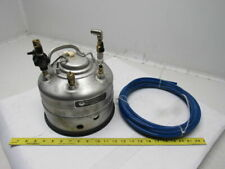 Spraying Systems Co. 22140-1-304SS 1 Gal SS AIr Pressure Tank