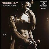 MORRISSEY - YOUR ARSENAL        Remastered CD Album & DVD       (2014)
