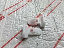 2 *NEW TOYOTA HIGHLANDER SCION IM COROLLA IM PRIUS RETAINER TRIM PUSH CLIP OEM